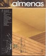 Portada Revista Almenas Nº 5.