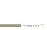 Portada Revista Almenas Nº 8.
